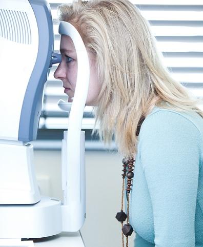 Проведение кератотопографии