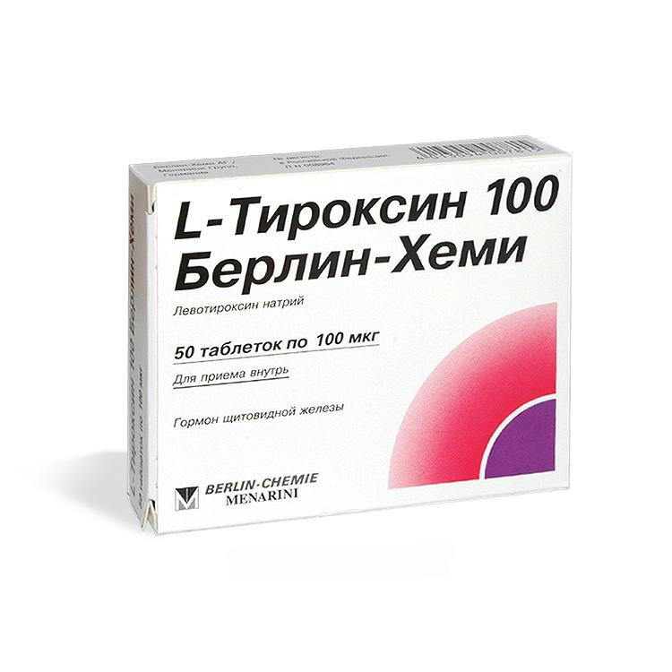Таблетки для щитовидки и похудение