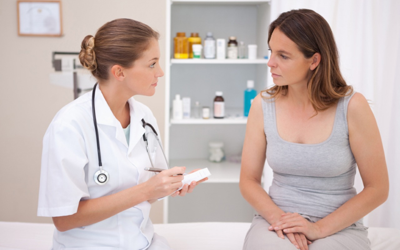 Клинические проявления внематочной беременности