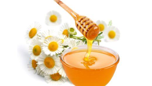 Мёд и ромашка