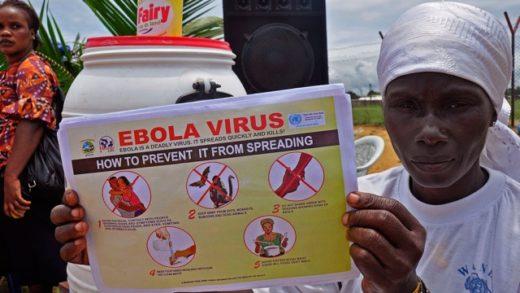 Механизмы передачи вируса Эбола