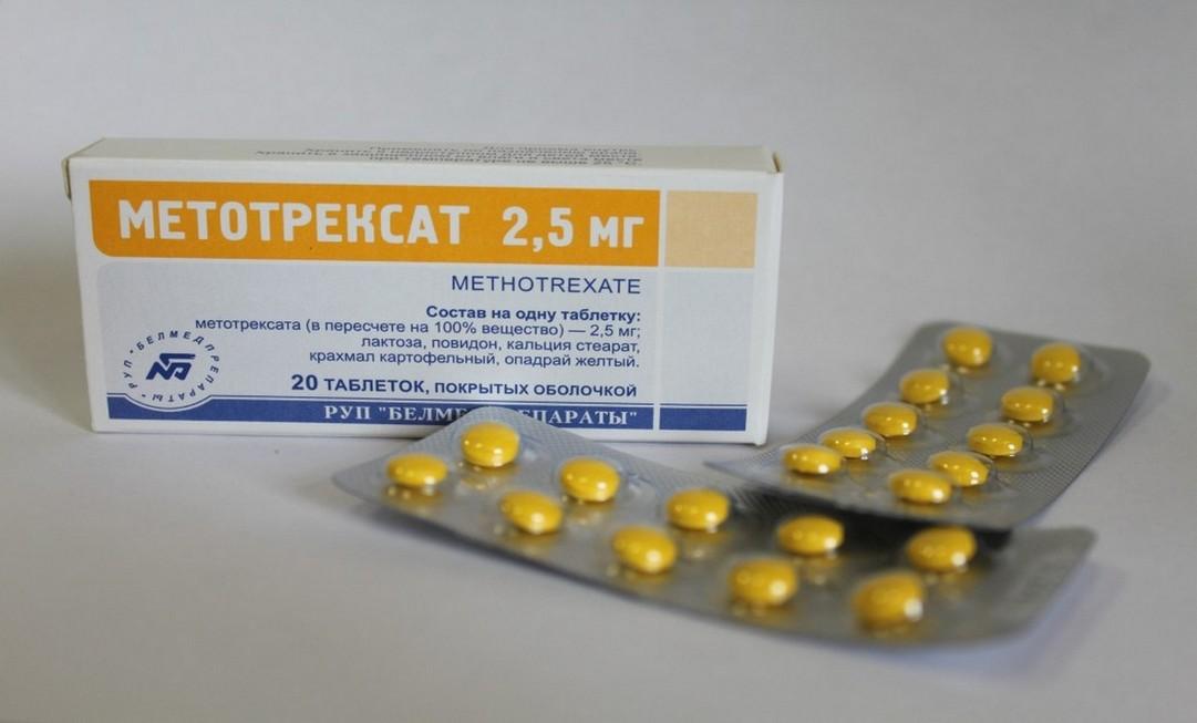 Как принимать метотрексат при ревматоидном артрите