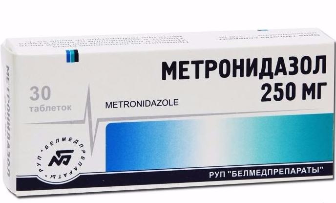 Метронидазол инструкция по применению цена и аналоги