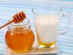 молоко и мёд пить
