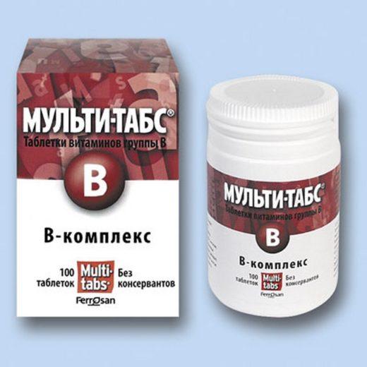 Мультитабс В-комплекс