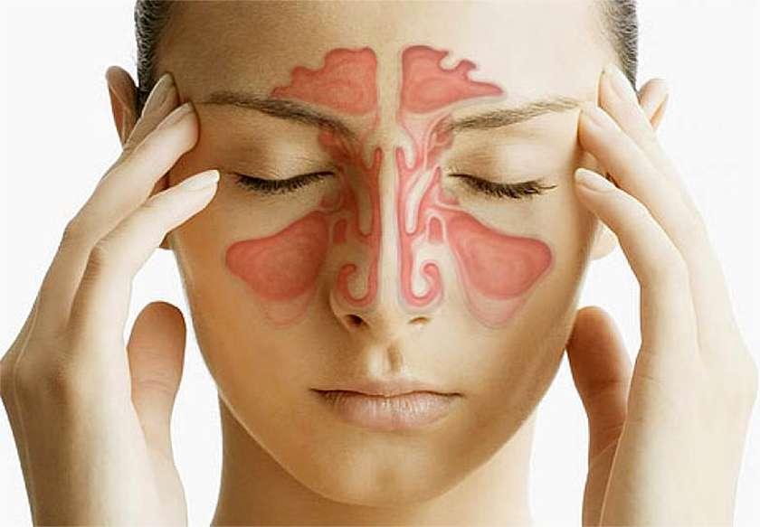 заложенность носа запах изо рта