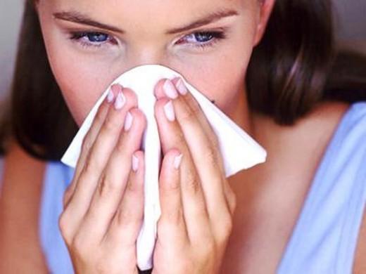 Очищаем нос