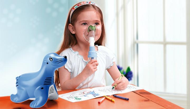 Как сделать ребенку ингаляцию дома