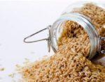 Нешлифованный рис