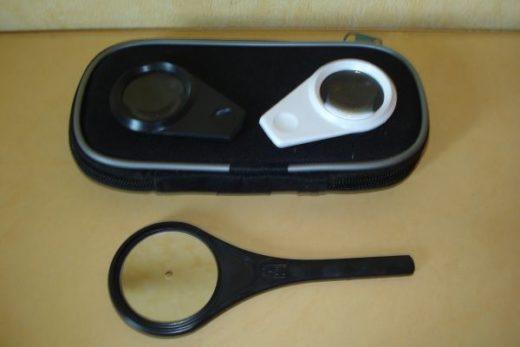 Офтальмоскопическое зеркало