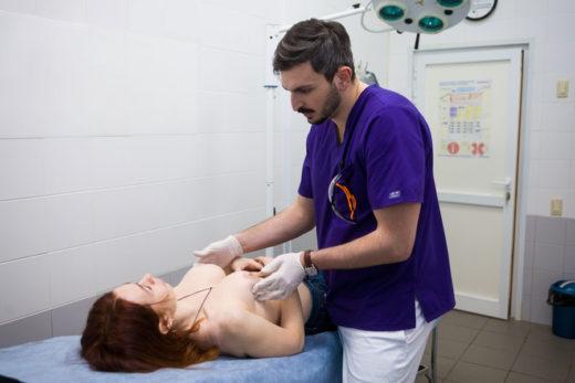 Оперативное лечение фиброзной мастопатии
