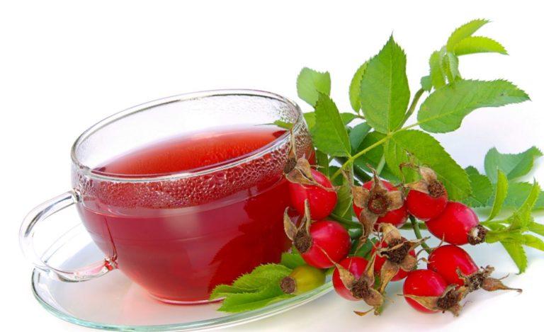 Можно ли пить шиповник вместо чая