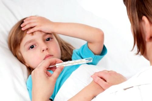 Острый пиелонефрит у ребенка