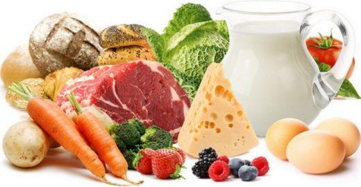 Продукты при дисбактериозе