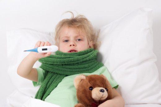 цитомегаловирус признаки у детей лечение