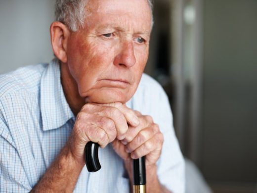 Особенности язвы ДПК у пожилых людей