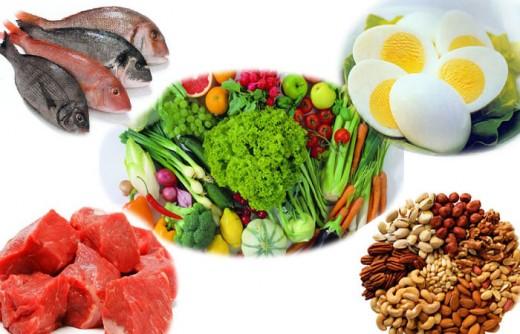 Продукты, содержащие витамин В5