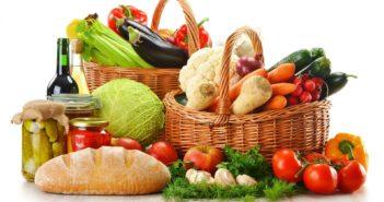 Здоровые и полезные продукты питания