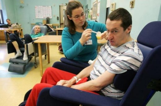 Хорея Гентингтона у пациента
