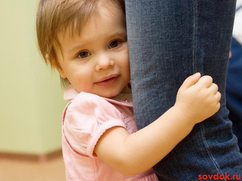 Откуда  берутся  детские  страхи?