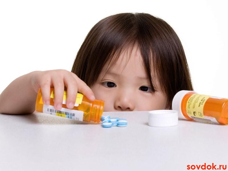 Отравление  лекарственными  препаратами:  дротаверин