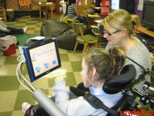 ребёнок инвалид учится