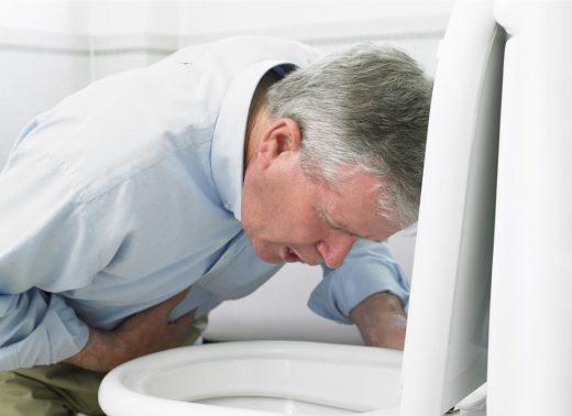 Язва ДПК с кровотечением