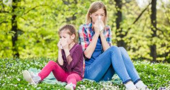 Аллергия у взрослых и детей