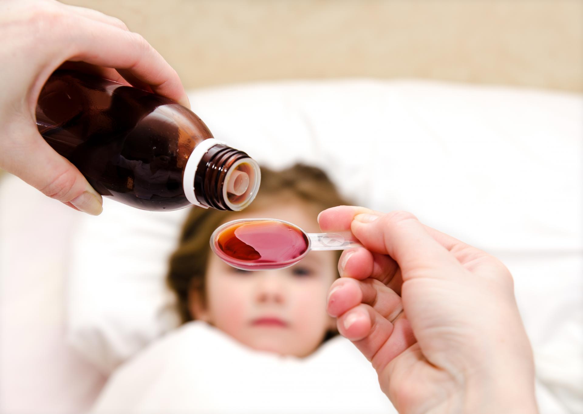Сироп Пертуссин — лекарство растительного происхождения от кашля у детей