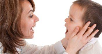 У ребёнка болит зуб
