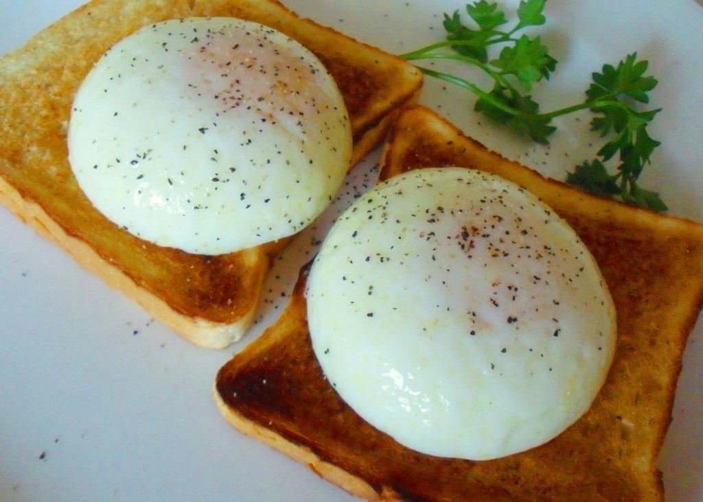 Яйца пашот рецепт в пакете