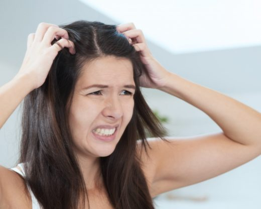 Зуд головы